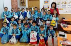 """""""Dăruind devii mai bun"""" Săptămâna legumelor și fructelor la Școala Gimnazială """"Mihail Kogălniceanu"""" Dorohoi - FOTO"""