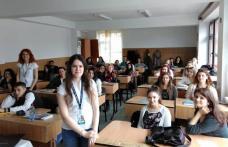 Caravana UAIC ajunge la Dorohoi pentru a prezenta elevilor oportunitățile de studiu