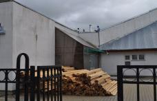 Şcoala nr.2 Dorohoi: Fonduri UNICEF pentru refacerea acoperişului - VIDEO