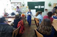 """Școala Profesională Specială """"Ion Pillat"""" Dorohoi: Săptămâna Educației Globale: """"Lumea mea depinde de noi"""" - FOTO"""