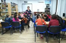 """Săptămâna Educației Globale la Şcoala Gimnazială """"Ioan Murariu"""" Cristineşti - FOTO"""