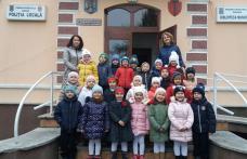 """""""Prietenii cărților"""" – activitate desfășurată la Biblioteca Municipală Dorohoi de către preșcolarii de la Grădinița cu P.P. nr. 6 Dorohoi - FOTO"""