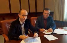 """Primăria Dorohoi a semnat contractul de finanțare pentru """"Reabilitare și modernizare strada Horia"""""""