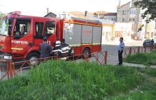 Incendiu la o locuinta din Dorohoi, din cauza unui scurtcircuit-VIDEO