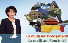 """Doina Federovici: """"Marea Unire din 1918 a fost şi rămâne pagina cea mai importantă a istoriei româneşti"""""""