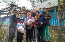 """Proiect de voluntariat la Liceul Teoretic """"Anastasie Bașotă'' Pomîrla - FOTO"""