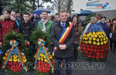 1 Decembrie – Ziua Națională a României sărbătorită la Dorohoi cu depunere de coroane - FOTO