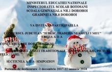 """Grădiniţa nr. 8 Dorohoi - Concurs judeţean """"Iubesc tradiţia neamului meu"""" ediţia a II-a"""