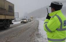 Circulaţie în siguranţă pe timp de iarnă