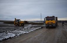 Drumul Național 24C a intrat în lucrări de modernizare - FOTO