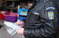 Zeci de societăți din Dorohoi, Botoșani și Suharău, verificate de polițiști. Au confiscat bunuri de peste 15 mii lei