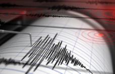 Două cutremure de peste 3 grade s-au înregistrat în ultimele ore