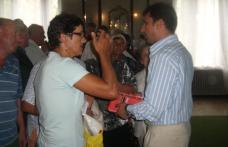 Viceprimarul Sorin Alin Clim a vorbit despre situaţia sinistraţilor protestatari