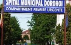 Spitalul Municipal din Dorohoi trimite la Maternitatea Botoşani doar cazurile grave