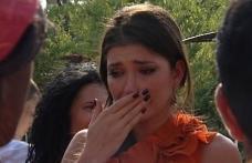 Alina Pușcaș, accidentată grav la schi. O tânără a intrat în plin în picioarele ei