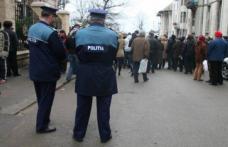 Efective sporite de poliţişti acţionează pentru siguranţa cetăţenilor