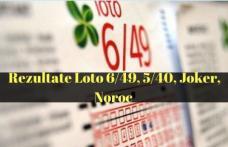Vezi numerele câștigătoare de Sfântul Ion la loto 6 din 49