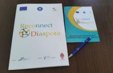 ReCONNECT DIASPORA - Reconectarea resurselor umane active din diaspora la comunitățile de origine prin susținerea antreprenoriatului