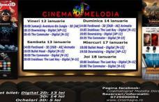 """Vezi ce filme vor rula la Cinema """"MELODIA"""" Dorohoi, în săptămâna 12 - 18 ianuarie – FOTO"""