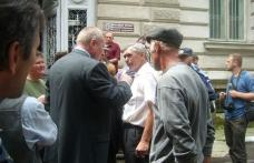 Protestatarii dorohoieni au reuşit: Se fac alte anchete sociale