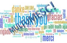 """Ziua Internaţională a cuvântului """"Mulţumesc"""""""