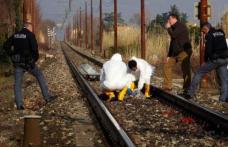 Tânăr român, găsit MORT pe o linie de cale ferată din Italia