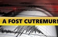 Două cutremure în România, sâmbătă dimineaţa