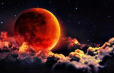 Fenomen astronomic rar pe 31 ianuarie: Ce prevesteşte Super Luna Albastră – Sângerie