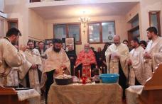 Sfinții Trei Ierarhi, sărbătoriți la Seminarul Teologic Dorohoi - FOTO