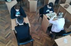 Campionat de Șah la Colegiul National Grigore Ghica Dorohoi - FOTO