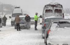 ATENȚIE! Vremea rea se întoarce. Revin ninsorile în județul Botoșani!
