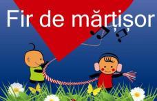 """Festivalul """"Fir de mărțișor"""" ediția a-VI-a, la Grădinița nr.8 Dorohoi"""