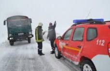 Efectivele M.A.I., la datorie în sprijinul cetățenilor pentru prevenirea incidentelor în zonele supuse avertizărilor meteorologice