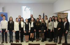 Grigore Vieru - omul și poetul, omagiat la Seminarul Teologic Dorohoi - FOTO