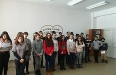 """Activitate dedicată poetului Grigore Vieru la Școala Profesională """"Sfântul Apostol Andrei"""" Smîrdan - FOTO"""