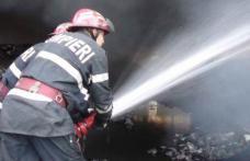 Femeie găsită carbonizată după ce a produs un incendiu straniu: a aruncat cu televizorul în soțul ei