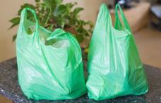 România interzice din vară o parte din pungile din plastic