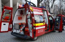 Activitate intensă a echipajului SMURD în doar 24 de ore