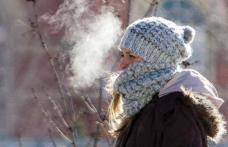 Ger siberian şi ninsori în weekend. Temperaturi de minus 18 grade în estul Transilvaniei