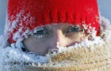 Atenție dorohoieni! Meteorologii au emis COD PORTOCALIU de temperaturi foarte scăzute