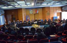 Mobilizare a autorităților județene pentru gestionarea efectelor codului portocaliu de ger