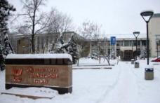 Universitatea din Suceava anunţă sistarea cursurilor din cauza gerului...din clase
