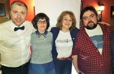 """Asociația culturală """"INTEGRITAS"""" - un nou spectacol în Dorohoi - FOTO"""
