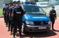 Jandarmii botoşăneni asigura ordinea publică la meciul FCM Dorohoi – CSM Paşcani