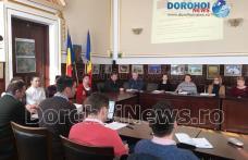 Lansare de proiect la Primăria Dorohoi! Program integrat de măsuri de intervenție - FOTO