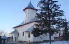 Slujbă arhierească la Mănăstirea Gorovei