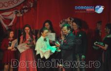 """Trofeul """"Mărţişor Dorohoian"""" câștigat de o tânără din Botoșani - FOTO"""