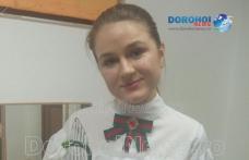 """Oana Tăbultoc, câștigătoarea trofeului """"Mărţişor Dorohoian"""" 2018: """"De la vârsta de șapte ani particip la acest festival"""" - VIDEO"""