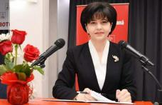Senatorul Doina Federovici candidează pentru funcția de vicepreşedinte PSD