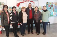 """Concurs local de creaţie literară şi artistico-plastică """"Mamei primăvara-n dar!"""" la Şcoala Primară """"Iancu Munteanu"""" Tătărăşeni"""